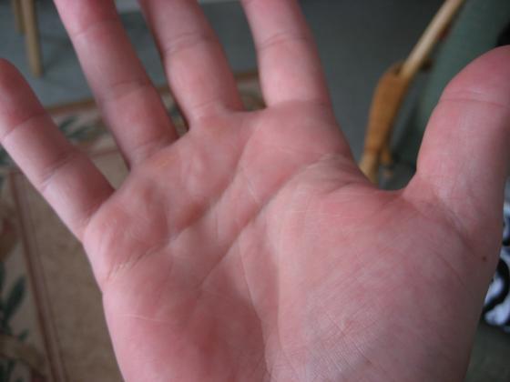 Ennustatko mun kädestäni ? Part two..