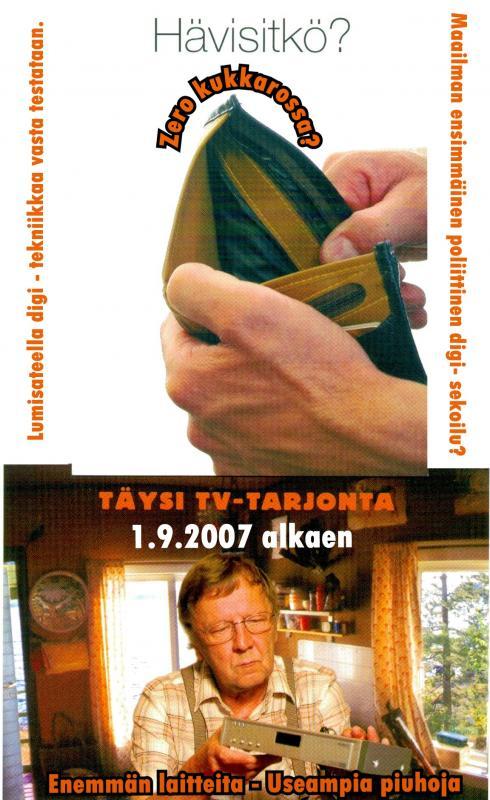 ~ Digi-tv hanke haisee - Kuvakollaasi ~