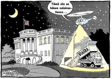 ~ Clintonin Bilin salaisuus? ~