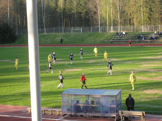 FC Keitelejazz-Huima paikalliottelun 3-2(0-1)