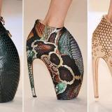 Alexander McQueen's Alien shoes