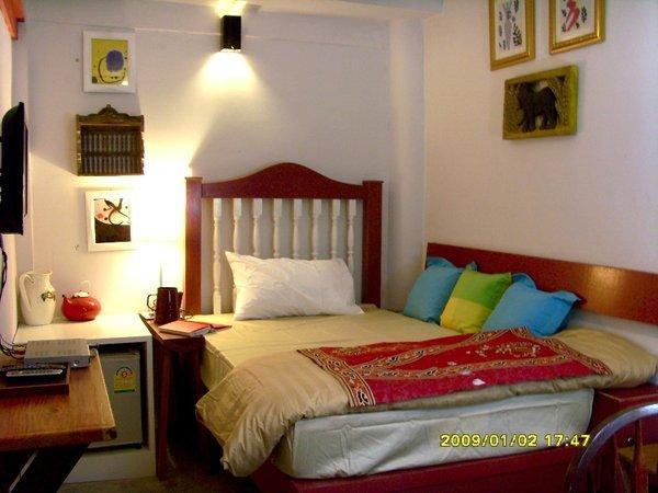 Kiva huone Bangkokissa