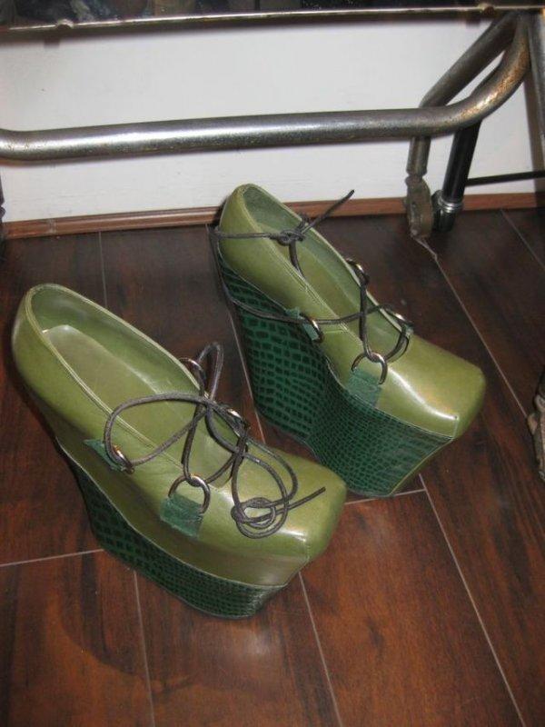 Gabriella Marina Gonzalesin kengät