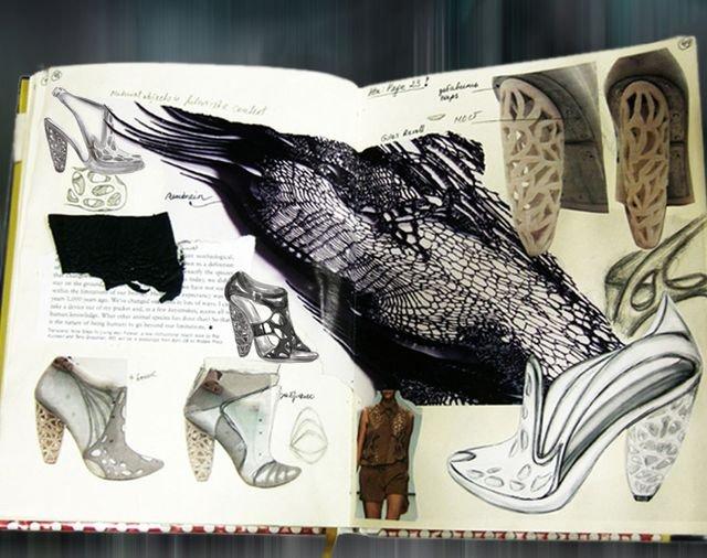 Anastasia Radevichin luonnoslehtiön sivu
