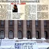 Onko Marko Sihvonen eri arvoisessa asemassa sana- ja ilmaisuvapauden suhteen kuin HS?