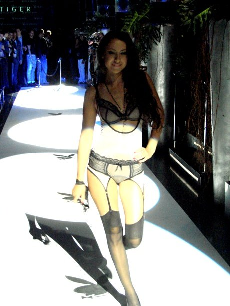 Playboy-bileet Tigerissa