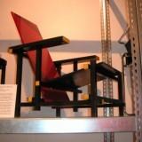 Tuoli (Gerrit Rietveld).