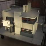 Schröderhuis 1/2 (Gerrit Rietveld).