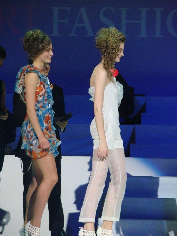 NRJ Fashion Awards 2010 voittaja-asut