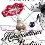 Hekumallinen Berliini -kirjan saat kirjakaupasta