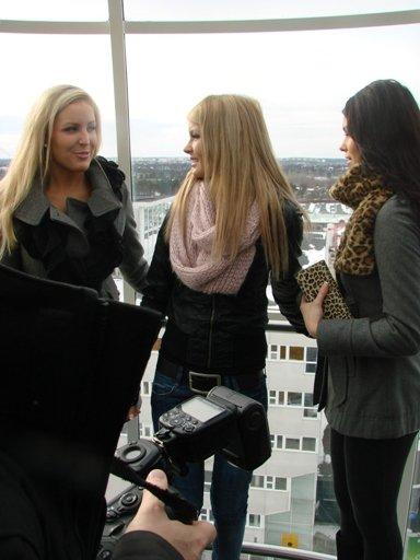 Miss Suomi 2011 - missit Globenilla.
