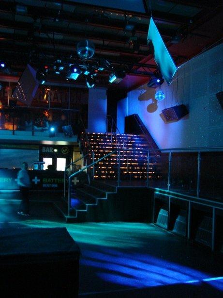 Helsinki Club avattiin uudestaan.