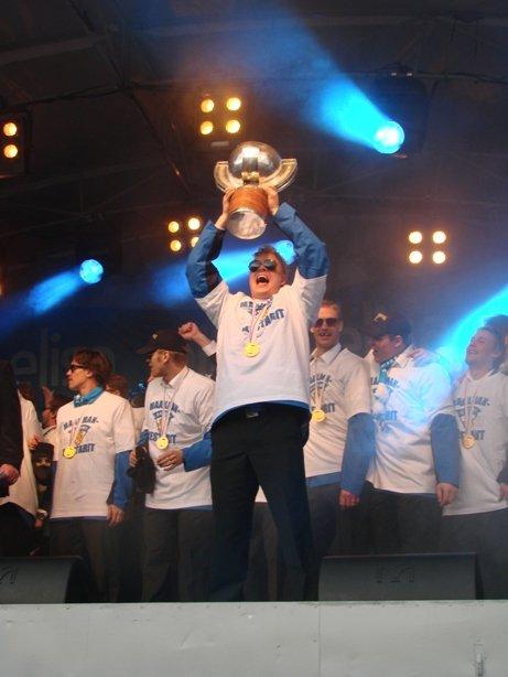 Maailmanmestari vuosimallia 2011: SUOMI!