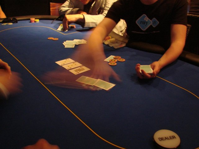 Cityn Baarifestarit President of Poker
