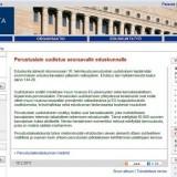 Myös eduskunta tiedostus vaikeen HE 60/2010 94§ vaikuttavuudesta