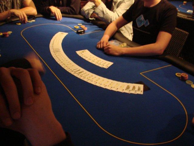 Pokeria Cityn Baarifestareilla