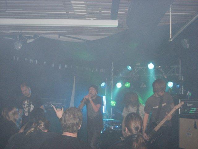 Ghost Brigade kuulosti livenä yhtä hyvältä kuin levyltäkin !