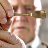 Lobotomia-työkalu ja neurokirurgi Henry Troupp