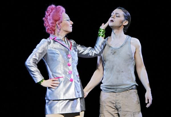 Kleopatra ja Julius Caesar