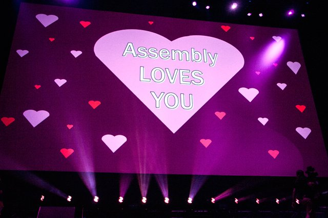 Assembly loves You!