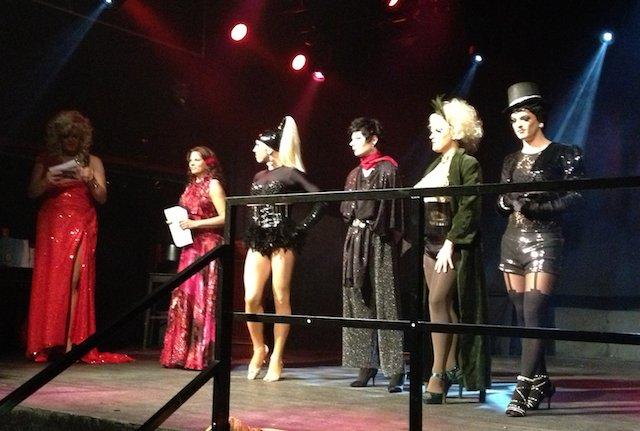 Drag Show Artist 2012