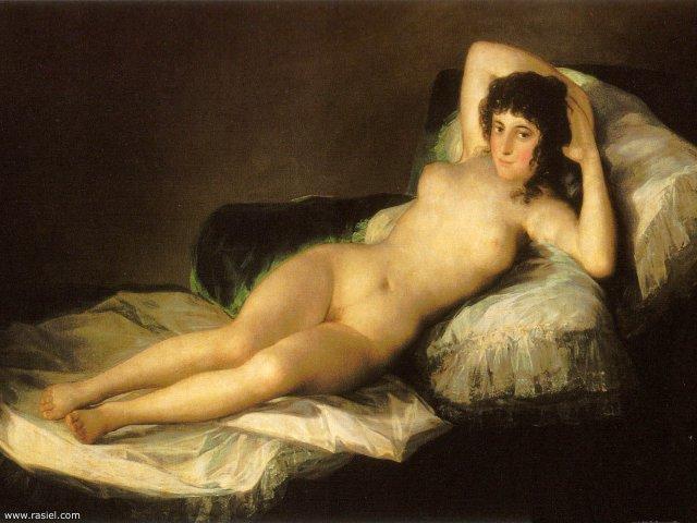 Goyan The Nude Maja