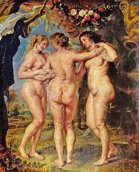 Rubensin Kolme sulotarta