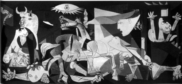 Picasson Guernica