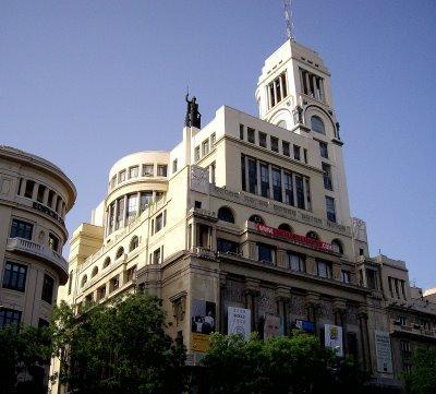 Circulo de Bellas Artes Madridissa