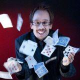 Magikoomikko ei pelkää temppujen paljastumista