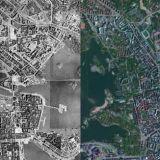 Vertaile vanhaa ja nykyistä Helsinkiä