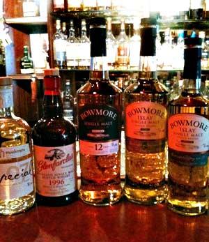Viski kasvattaa suosiotaan, ja suomalaisten makunystyrät osaavat vaatia jo enemmän. Kuva: Pera Salonen