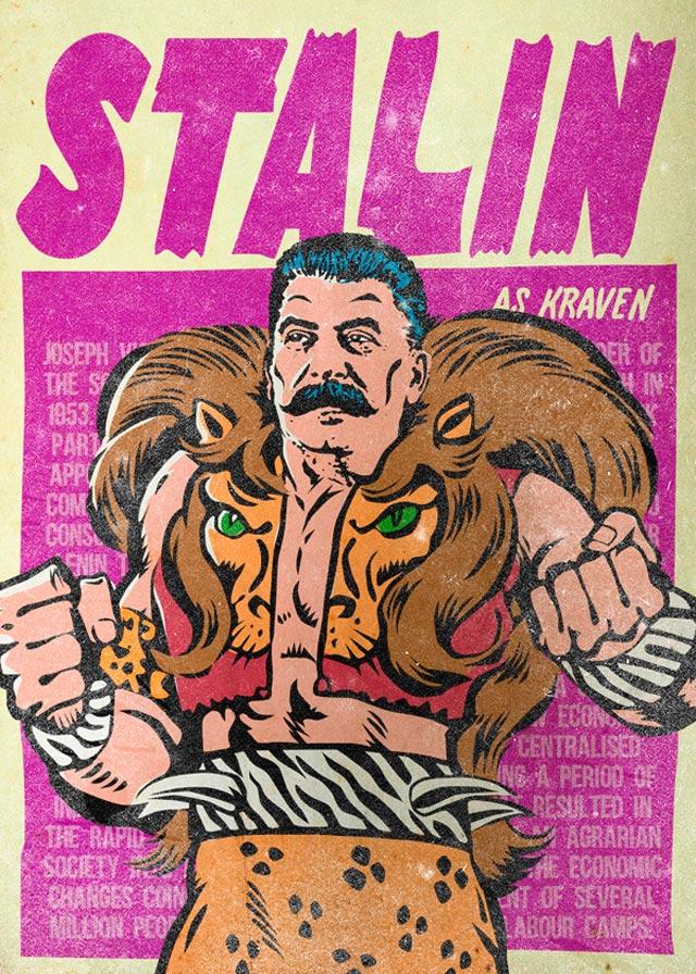 Josif Stalin.