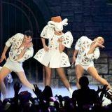 Pietarin homofobia suunnattuna Lady Gagaan