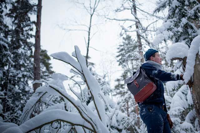 Nuotio Clothing luottaa suomalaiseen maisemaan.