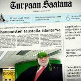 Turun Sanomat otti herneen nenään pilailusivustosta