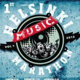 Helsinki Music Marathon tarjoaa maksutta 20 bändiä