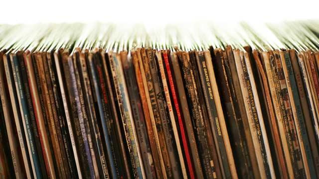 Sijoita sieluusi, osta levyjä.