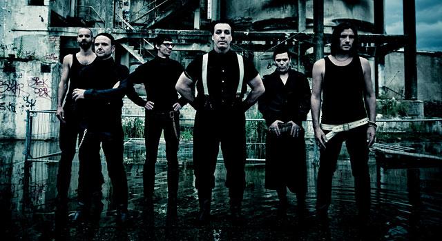 Rammstein rokkasi Suomessa viimeksi helmikuussa 2012.