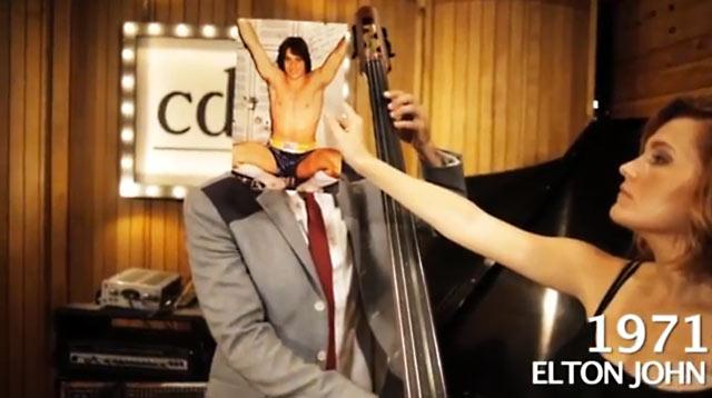 Elton John ei oikeasti laula Tony Danzasta. Uskoo ken tahtoo!