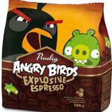 Angry Birds on nyt jo kahvissakin