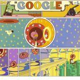 Googlen etusivulla komeilee suurin kuvitus tähän mennessä