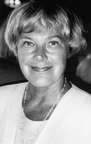 Elisabeth Rehn: