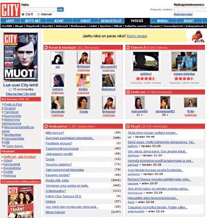 City.fi vuonna 2007.