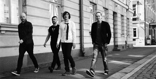 Modernistit edustavat tuoretta suomenkielistä rockosaamista.