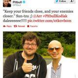 Pitbull käänsi vittuilun voitokseen