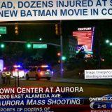 14 ammuttiin Batman-ensi-illassa