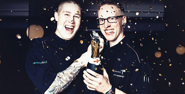 Tomi Björckin ja Matti Wikbergin kassakone käy kuumana.