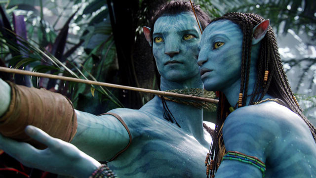 Et ehkä ikinä pääse eroon näistä sinisistä olioista.