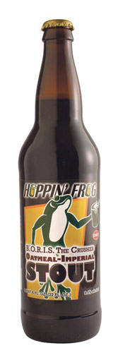 Hoppin' Frog on The Great American Beer Festivalin voittaja vuodelta 2011.